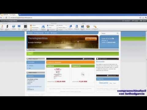 C Mo Dise Ar Una Tienda Virtual En Minutos Con Webnode